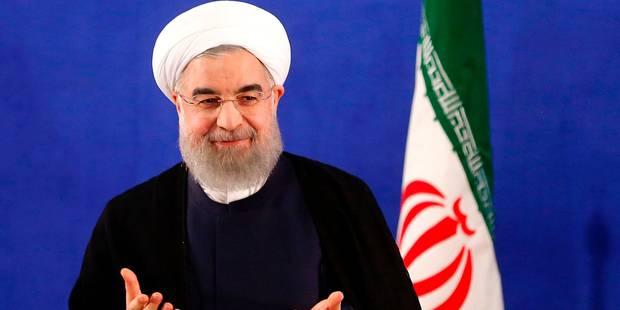 L'Iran menace de quitter l'accord nucléaire en cas de nouvelles sanctions américaines - La DH