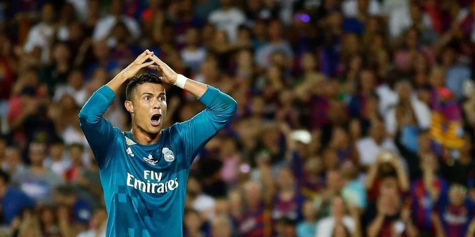 """Zidane s'emballe pour la sanction de Cristiano: """"Je suis en colère et c'est pareil pour lui"""""""