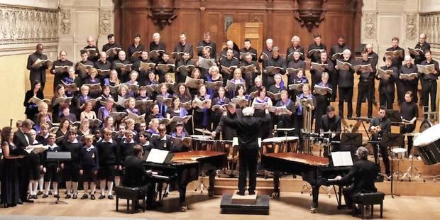 Wallonie picarde : Les Choeurs de l'Union européenne recrutent des choristes - La DH