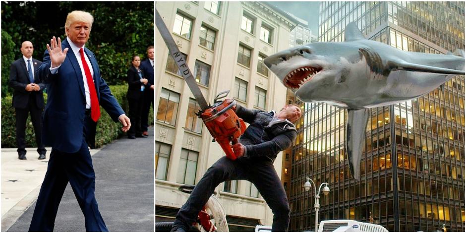 Trump / Sharknado