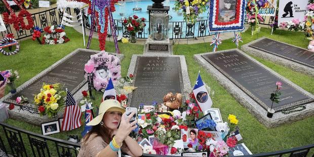 45 Belges à Memphis pour les 40 ans de la mort d'Elvis - La DH