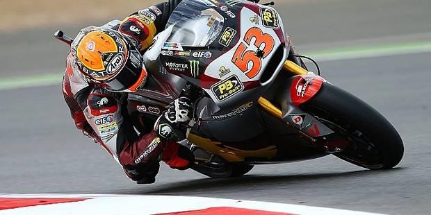 Gosselies: la moto championne du monde volée chez VDS - La DH