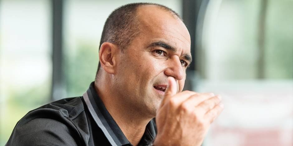 Tubize - centre d'entrainement des diables rouges - Roberto Martínez Montoliú - Coach equipe nationale de Belgique - diables rouges