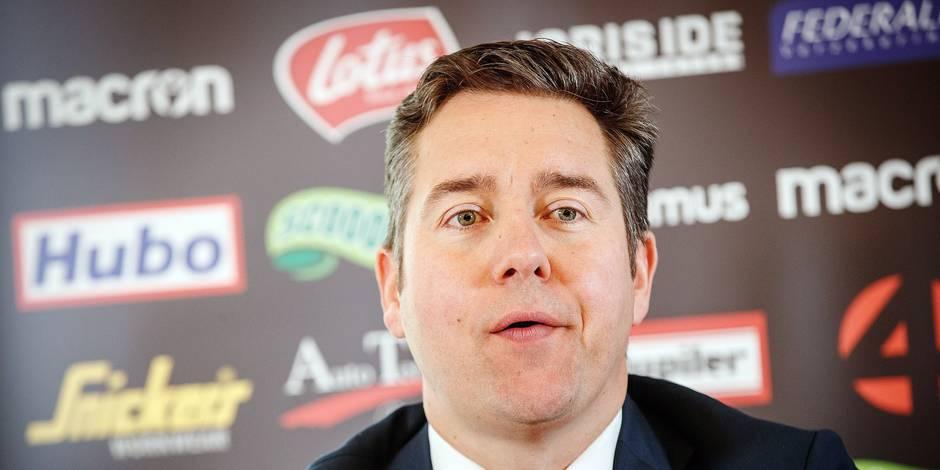 """Mannaert : """"L'Europa League est importante pour le prestige, pas pour l'argent"""""""