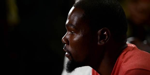 NBA: Durant boycottera la visite de Golden State à la Maison Blanche - La DH