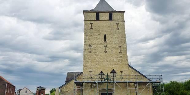 L'église Saint-Sulpice fermée pour un an - La DH
