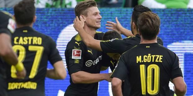 Bundesliga: Dortmund sans Dembélé premier leader devant le Bayern - La DH