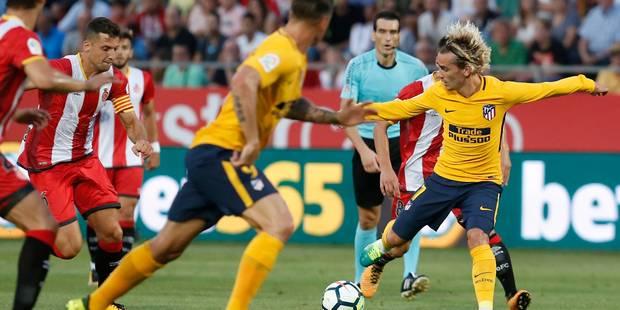 Liga: Griezmann débute sa saison par un carton rouge - La DH