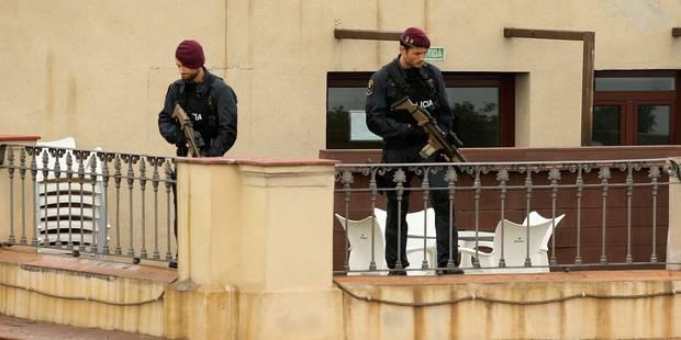 Attentats en Catalogne: gros dispositif policier déployé dans la région - La DH