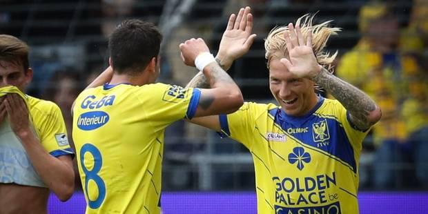 Anderlecht battu par Saint-Trond, début de crise à Saint-Guidon, Weiler veut une autre mentalité (2-3) - La DH