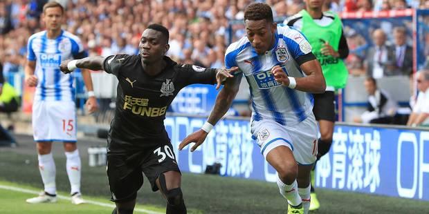 Premier League: le promu Huddersfield débute par un six sur six - La DH