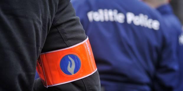Schaerbeek: quatre blessés dans une collision avec une voiture de police - La DH