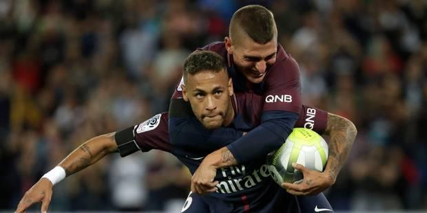 Ligue 1: Neymar propulse le PSG en tête, Lille défait à domicile, Marseille cale déjà - La DH