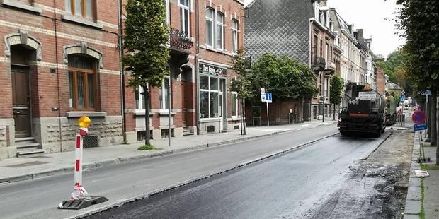Avenue Reine Astrid: ce sera fini pour la rentrée - La DH