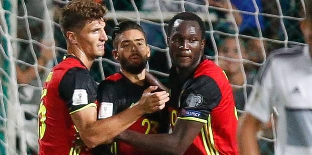 La dernière rencontre de qualifications pour la Coupe du monde 2018 face à Chypre aura bien lieu au stade Roi Baudoin - ...