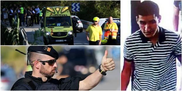 Attentats en Catalogne: Younès Abouyaaqoub, auteur de l'attentat de Barcelone, a été abattu à Subirats - La DH