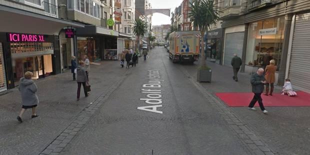 Un jeune de 18 ans commet un délit de fuite après avoir grièvement blessé trois personnes à Ostende - La DH