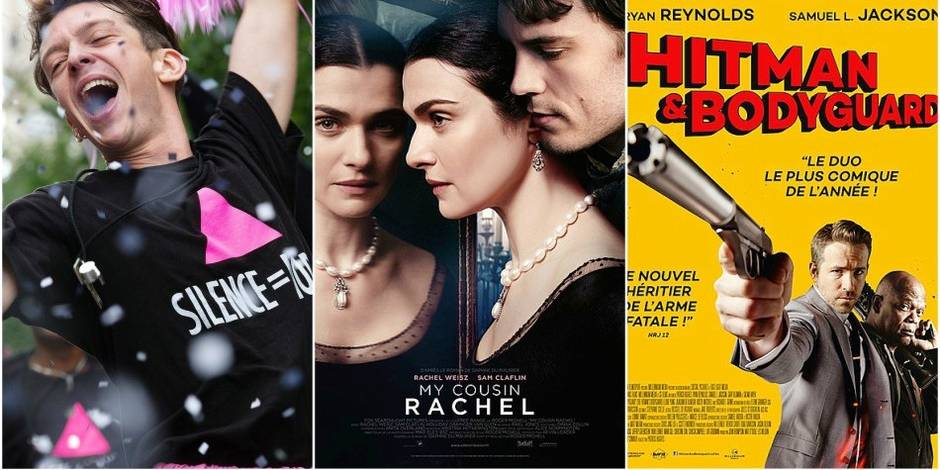 Sorties ciné de la semaine: le film choc de l'été, une adaptation laborieuse et de l'action brute