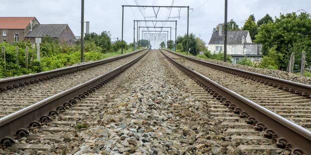 Ath: un homme de 67 ans fauché par un train en gare de Maffle - La DH