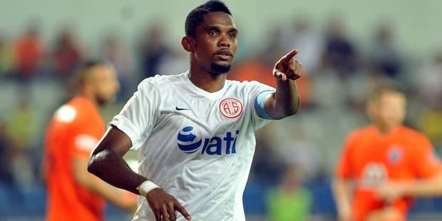 A 36 ans, l'éternel Samuel Eto'o se propose à un club de Liga - La DH