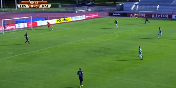 Il marque contre son camp 15 secondes après le début du match (VIDEO) - La DH