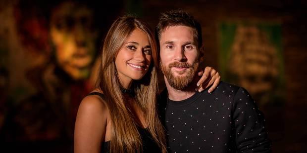 Lionel Messi et sa femme Antonella attendent leur troisième enfant - La DH