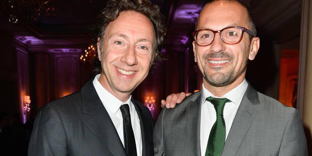 """Stéphane Bern présente son compagnon... Il l'appelle """"mon 4x4"""" ! - La DH"""
