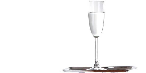 12 euros pour une carafe d'eau du robinet ! - La DH