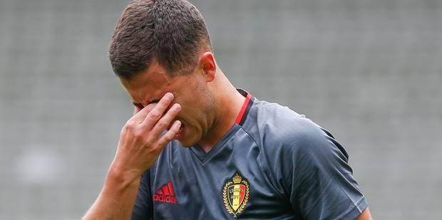 Eden Hazard, question centrale de la sélection des Diables rouges - La DH