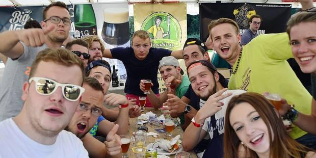 40 bières mises à l'honneur à Grez-Doiceau - La DH