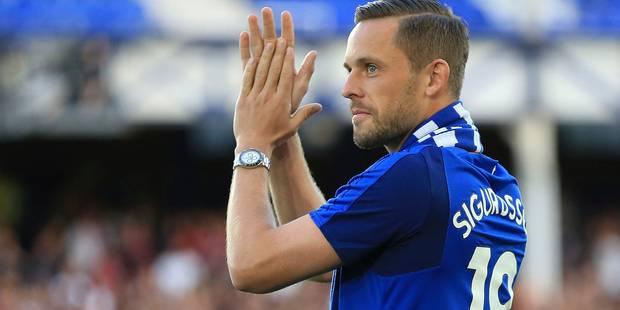 Le premier but superbe de Sigurdsson pour Everton (VIDEO) - La DH