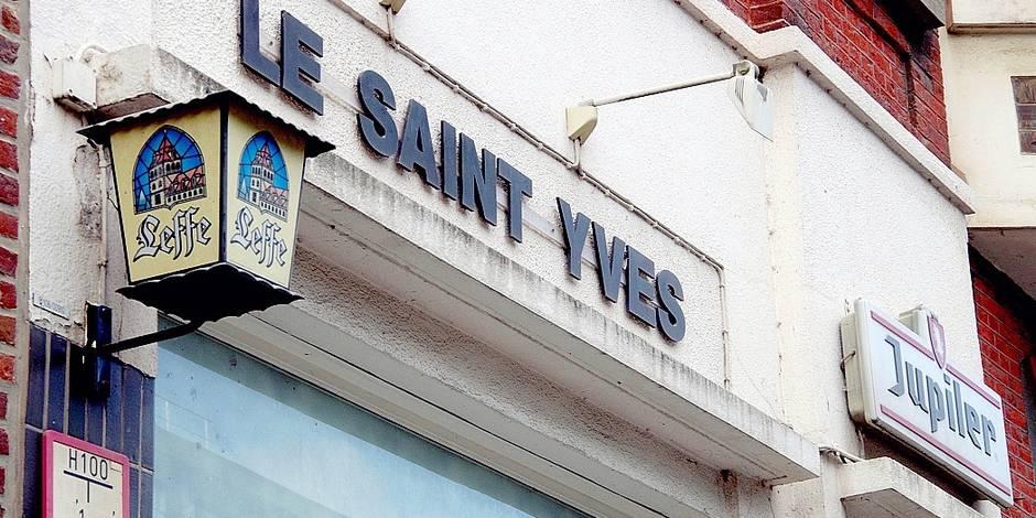 """Charleroi: le """"Saint Yves"""", ancien repaire de la justice"""