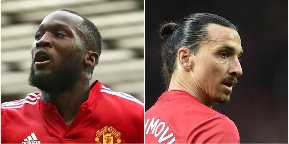 Lukaku-Ibrahimovic: deux hommes pour un coup fin à Manchester United