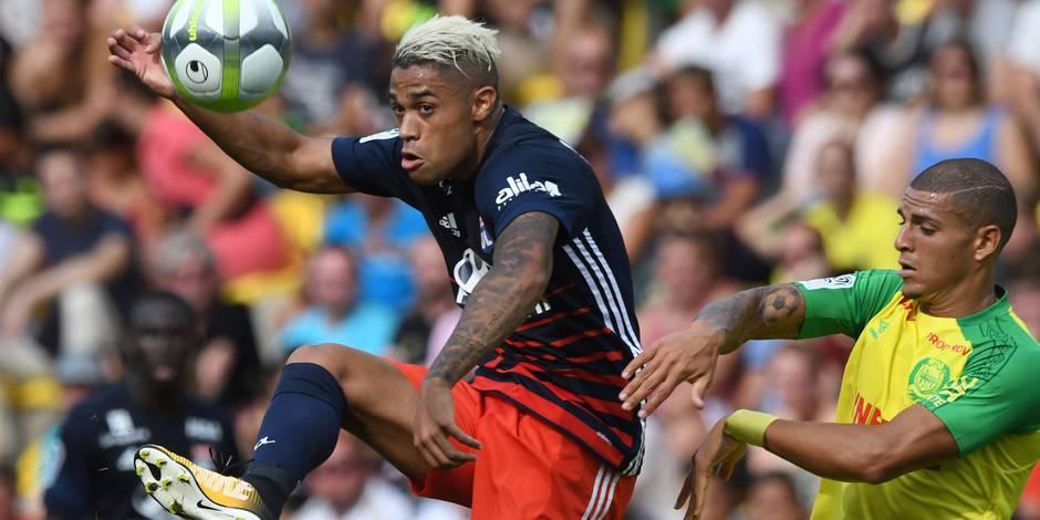 Ligue 1: Lyon n'y arrive plus