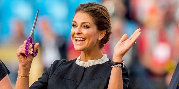 La princesse Madeleine de Suède attend son troisième enfant - La DH
