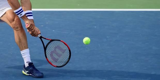 Un joueur de tennis roumain suspendu huit mois pour avoir parié - La DH