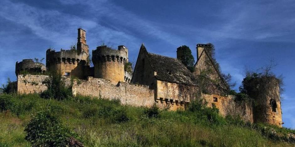 En Dordogne, devenez châtelain en déboursant... 50 euros!