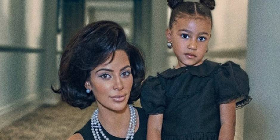 Kim Kardashian dans la peau de ... Jackie Kennedy
