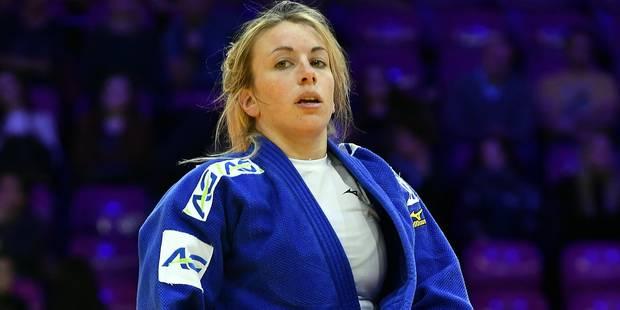 Mondiaux de judo: Charline Van Snick et Van Gansbeke éliminés au 3e tour - La DH