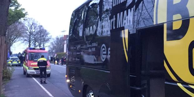 Attaque du bus de Dortmund: le poseur de bombe sera jugé pour 28 tentatives de meurtres - La DH