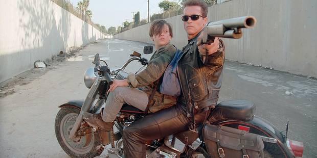 Terminator 2 de retour en salle 26 ans après (VIDEO) - La DH