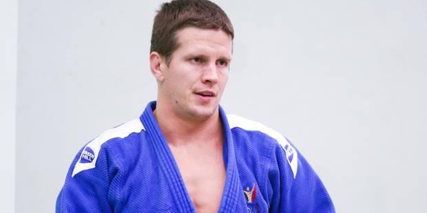 Mondiaux de judo: Dirk Van Tichelt (-73 kg) est éliminé en 8e de finale, battu par Odbayar Ganbaatar - La DH