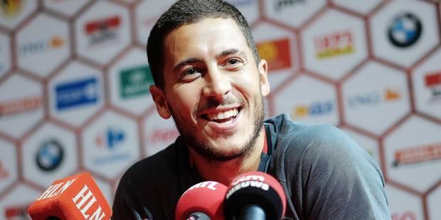 """Hazard: """"J'aurais peut-être remplacé Neymar au Barça"""" - La DH"""