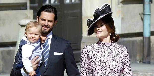 Sofia de Suède a accouché de son deuxième enfant - La DH