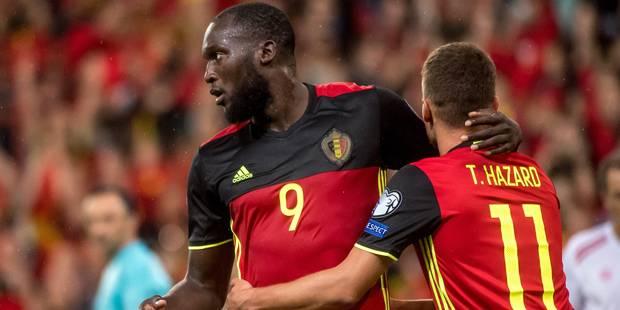 """Romelu Lukaku: """"Le record de buts en équipe nationale va tomber, c'est juste une question de temps"""" - La DH"""
