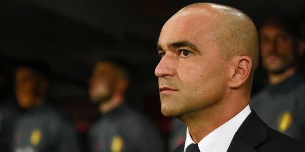 """Roberto Martinez: """"Nous irons en Grèce pour la victoire, pas pour le nul"""" - La DH"""