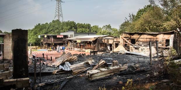 Incendie de Western city à Chaudfontaine : un acte criminel - La DH