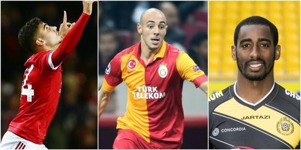 Les derniers transferts du mercato: un Belge au FC Valence, Amrabat file en Espagne, Copa à OHL - La DH