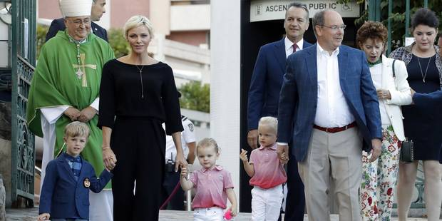 Monaco : une famille ravissante pour le traditionnel pique-nique - La DH