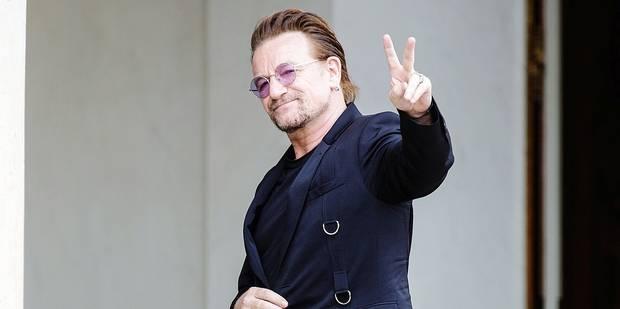 Avec The Blackout, U2 passe en force - La DH